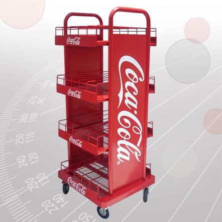 cola - סטנדים מתקני תצוגה